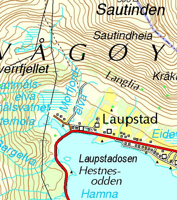 RANDO-LOFOTEN - Cartography